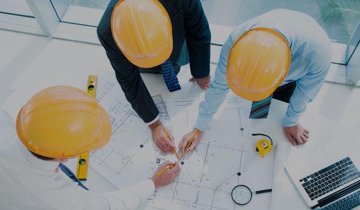 planejamento de obras e construção residencial