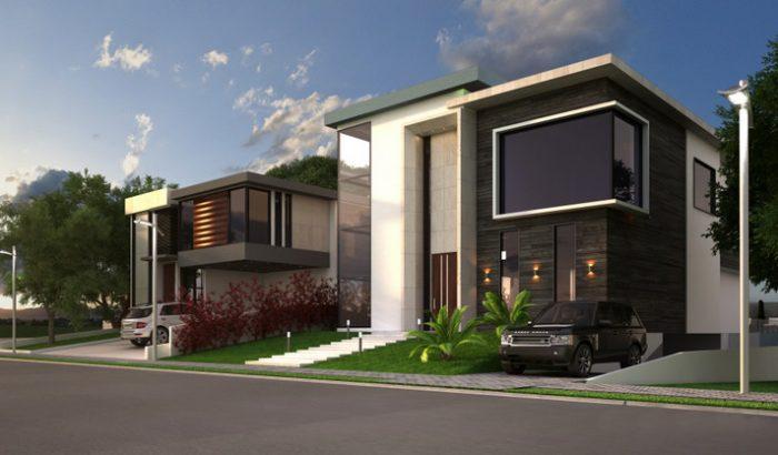 projetos de casas para condominio